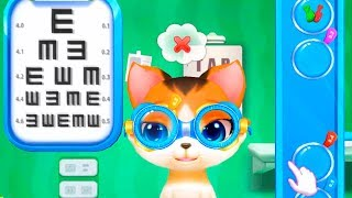 Ветеринар Для ПИТОМЦЕВ УЧИМ Детей Ухаживать За Животными Развивающее Видео