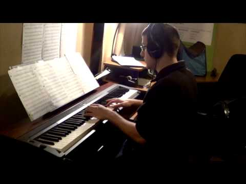 Howl's Moving Castle Theme for Solo Piano HD