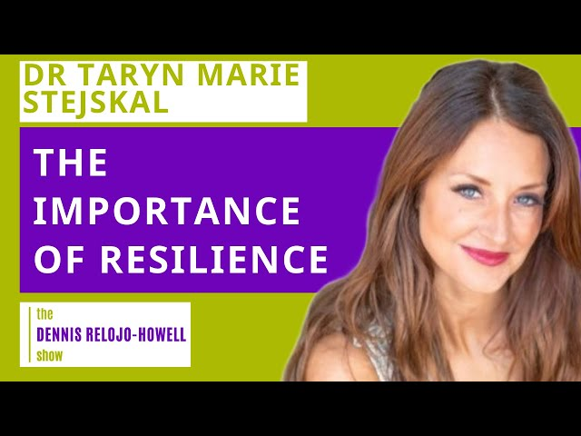 Dr Taryn Marie Stejskal on The DRH Show