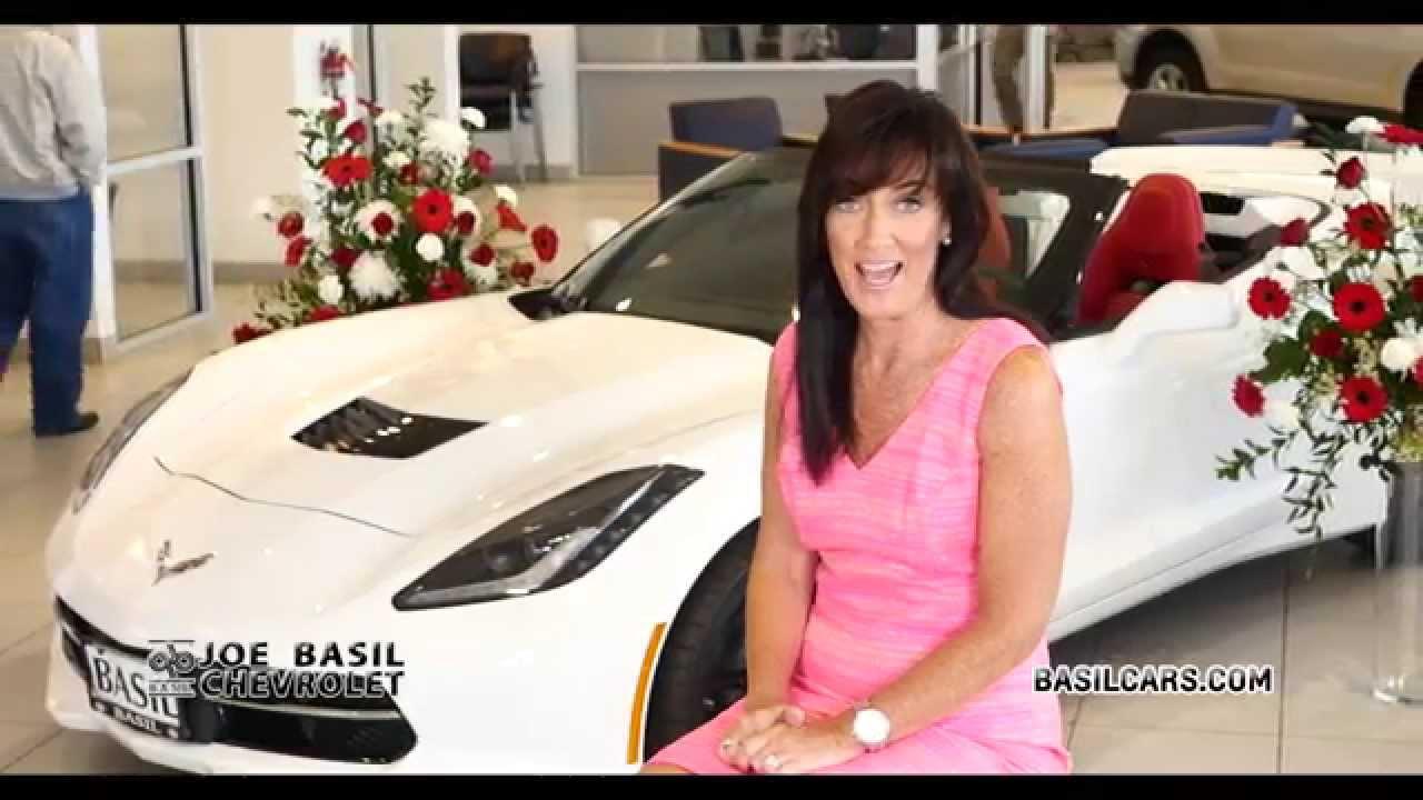 Joe Basil Chevrolet >> Mother's Day at Joe Basil Chevrolet - YouTube