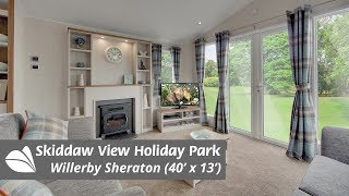 Willerby Sheraton 2018 - Static Caravan For Sale in the Lake District [Skiddaw View Holiday Park]