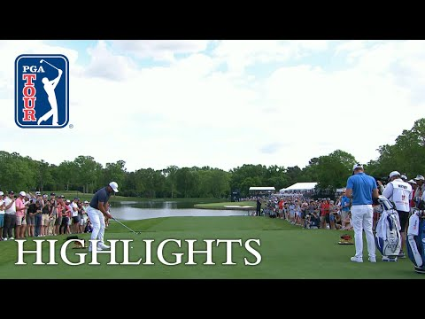 Jason Day's Highlights | Round 4 | Wells Fargo