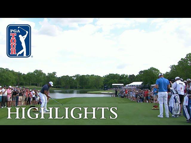 Jason Day's Highlights | Round 4 | Wells Fargo