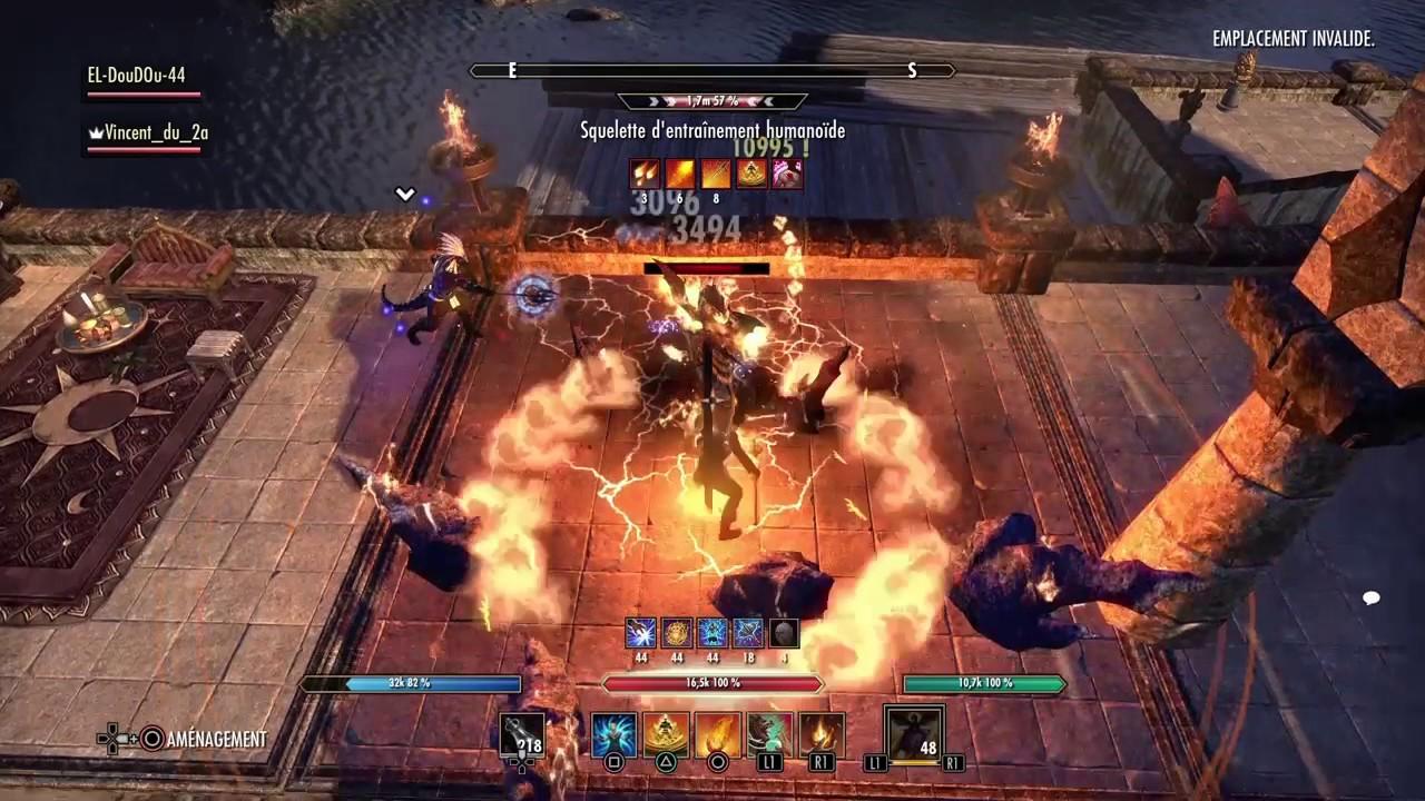 Magicka Dk Build Pve