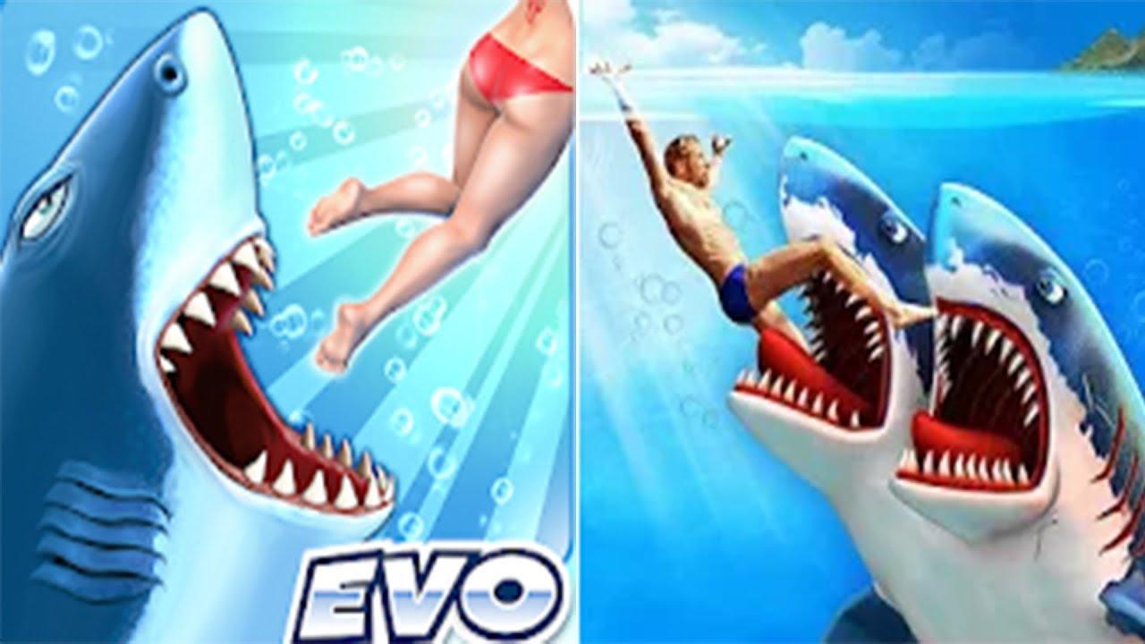 hungry shark evolution multiplayer