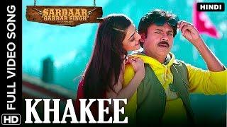 Khakee Hindi Video Song | Sardaar Gabbar Singh