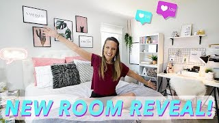 Room Tour 2018!! Pinterest   Tumblr Inspired Room Decor!