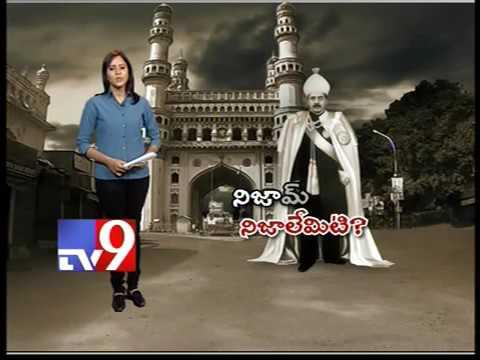 History of Nizam Dynasty   Tv9
