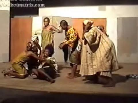 Drama Act @ Obafemi Awolowo University Ile-Ife; 2010