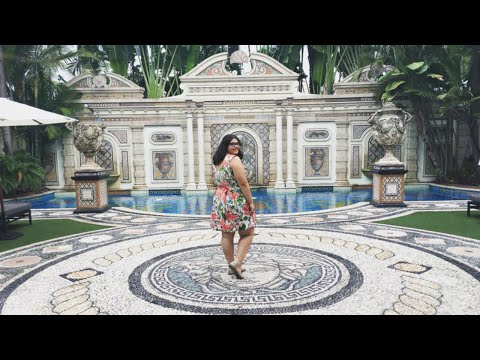 Fort Lauderdale & The Versace Mansion | Vlog #13