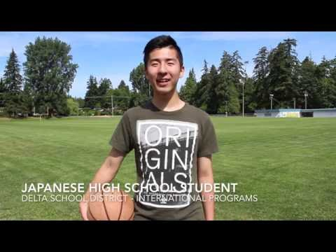 Delta School District - International Programs - Japanese Student 2016