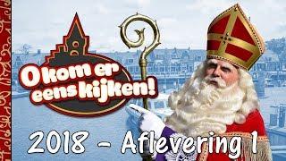 O kom er eens kijken - Aflevering 1 - Sinterklaasjournaal Elburg 2018