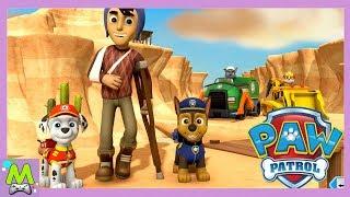 Щенячий Патруль Приключения в Игре/Paw Patrol On A Roll.Спасение Джейка.Гонщик и Маршал в Деле