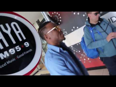 ALIKIBA Radio Interview on Kaya FM Radio South Africa