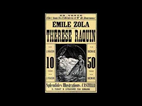 Résumé détaillé de Thérèse Raquin, Emile Zola