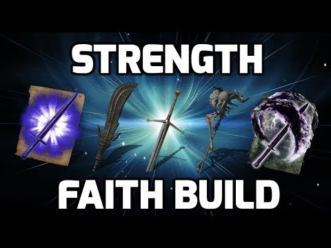 Dark Souls 3 Strength Faith Invasion Build