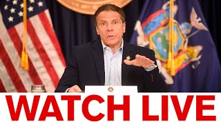 Watch Live: Gov. Cuomo holds briefing on COVID-19 in New York