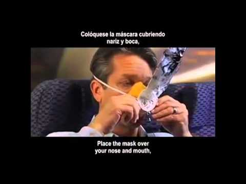 [TheSafetyVideos] Continental Airlines - 767-400 Safety Video {HD}