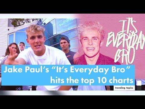 """Jake Paul's """"It's Everyday Bro"""