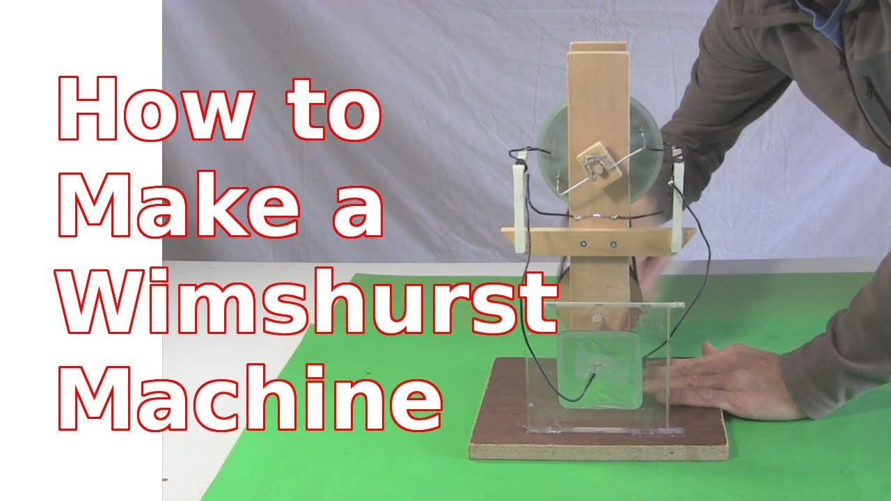 wimshurst machine plans