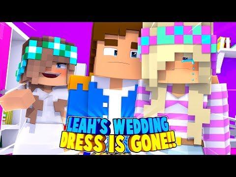 LEAH'S WEDDING DRESS IS STOLEN!! Little Donny - Minecraft Roleplay