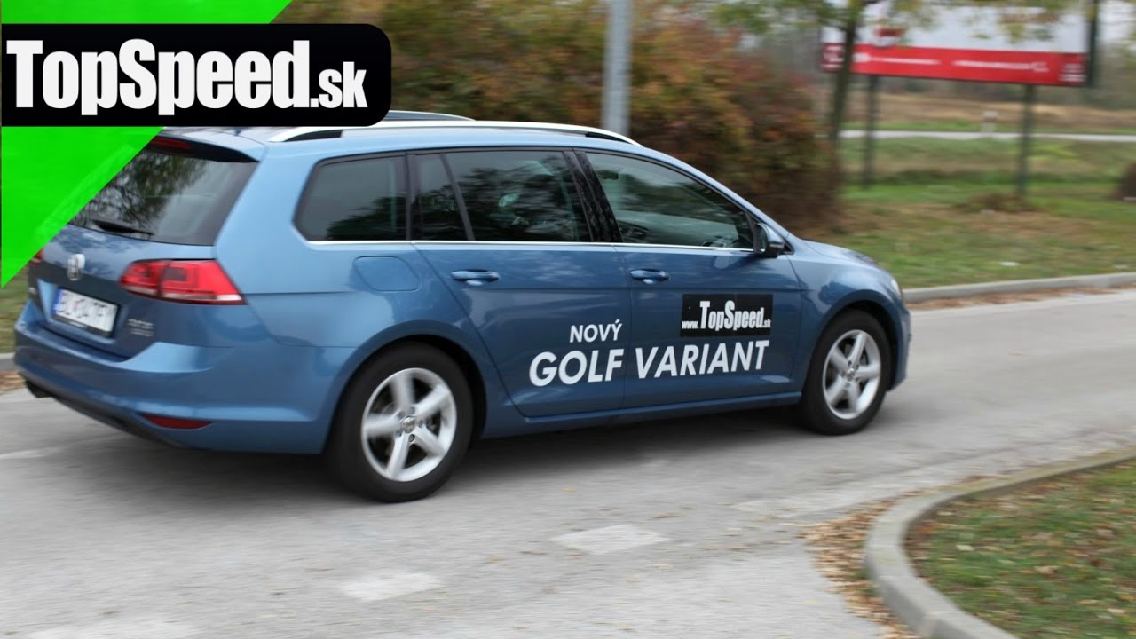 test vw golf 7 variant 2 0 tdi dsg bluemotion highline youtube. Black Bedroom Furniture Sets. Home Design Ideas
