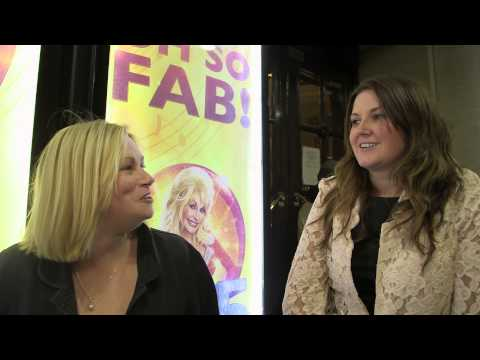 Vox Pops: Dolly Parton's 9 to 5 the Musical - Opening Night Manchester, 2012 - ATG  Tickets
