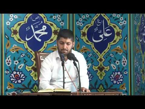 """Haci Rahib """"Ramazan ayının 5-ci günü - Quran Tilaveti"""
