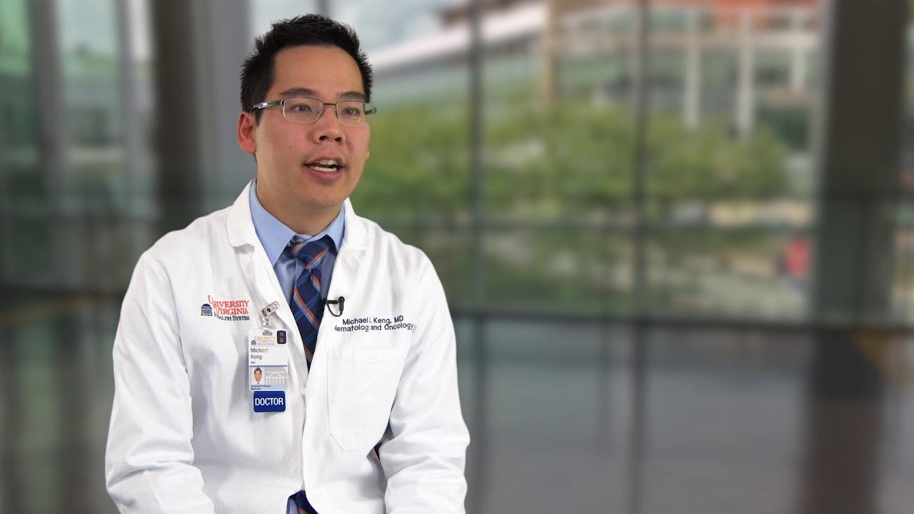 Michael Keng, MD | UVA Cancer Center