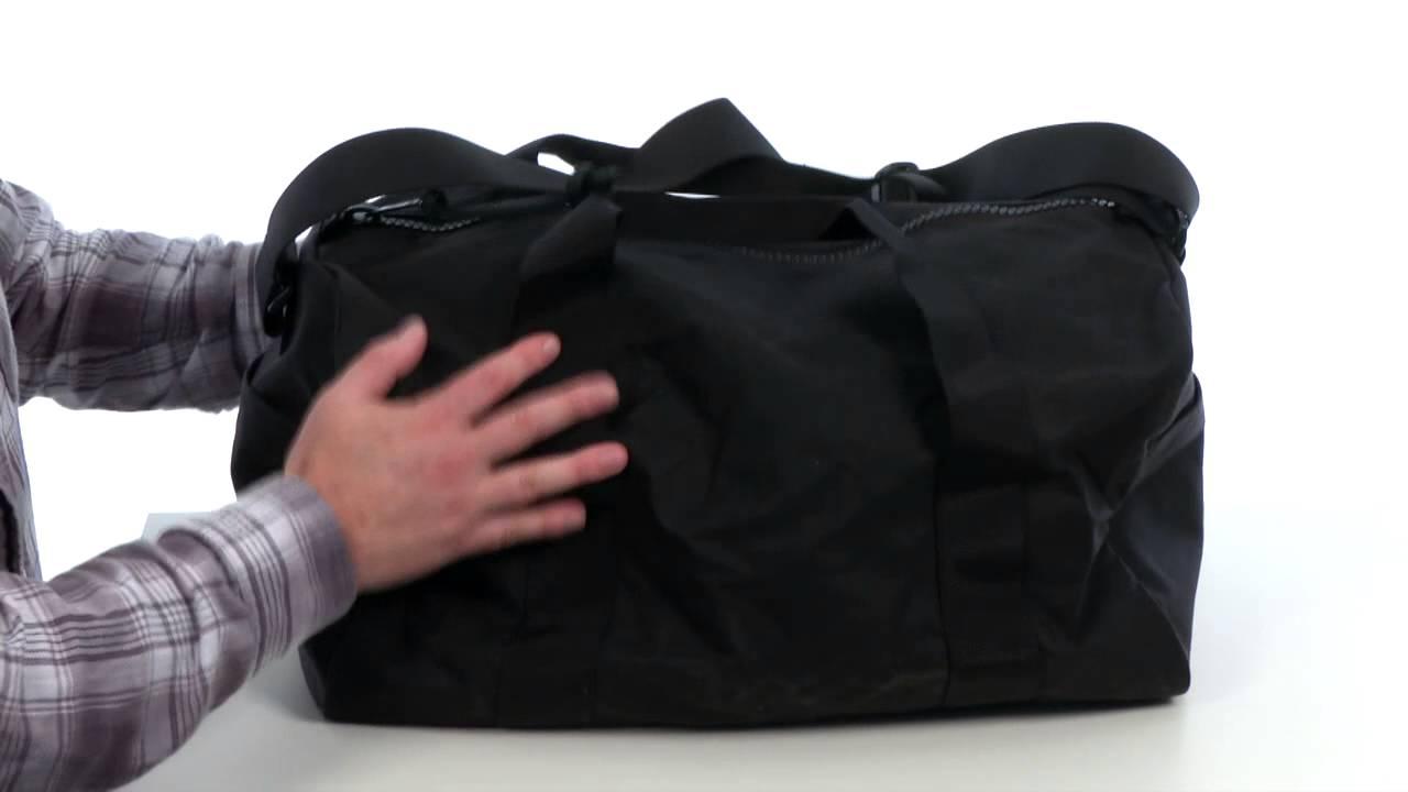 c79fafd9a16b Filson Tin Cloth Small Duffle SKU 8310186 - YouTube