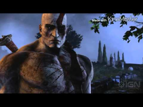 God Of War Tribute-Kratos Demons