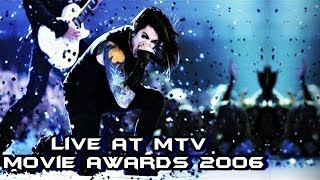 Video AFI - Miss Murder Live at Mtv Movie Awards 2006 download MP3, 3GP, MP4, WEBM, AVI, FLV Agustus 2018