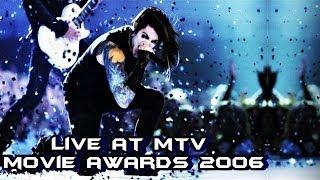 Video AFI - Miss Murder Live at Mtv Movie Awards 2006 download MP3, 3GP, MP4, WEBM, AVI, FLV Juni 2018