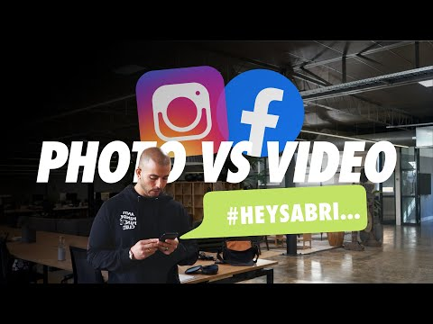 What Are Better? Instagram Or Facebook Ads: Photo Or Video? (More Here)