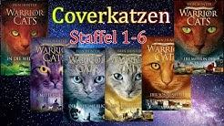 Alle 42 Coverkatzen (Staffel 1-6) | Warrior Cats