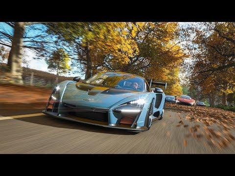 6 Minutes of Forza Horizon 4 on Xbox One X  - E3 2018