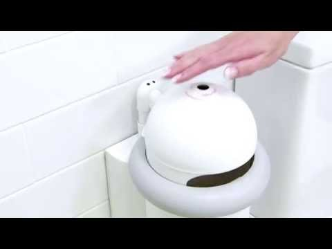 WellBeing's Automatic Space Saving Feminine Hygiene Unit