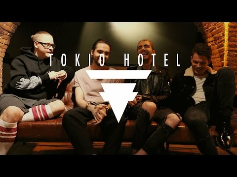 Interview: Tokio Hotel
