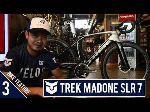 TREK Madone SLR 7 Disc eTap: A Beast Incarnate    Bike Feature  3   Team VÉLOS