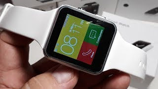 новинка 2018 смарт часы Smart Watch X6: обзор, настройка, синхронизация