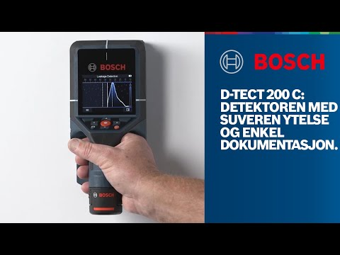 Wallscanner D-tect 200