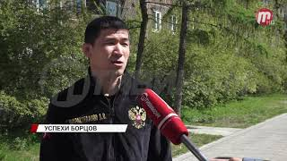 Бурятские борцы завоевали 7 медалей на международном турнире \