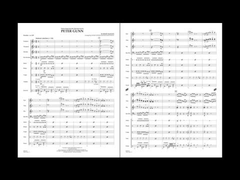 Peter Gunn by Henry Mancini/arr. Diane Downs/ed. Rick Mattingly
