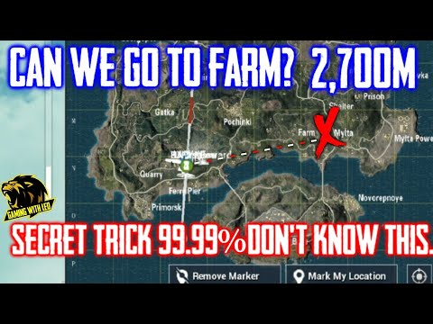 Can We Reach Farm? | How to Travel more Than 1,500m after jumping from plane