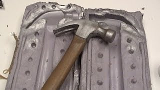 SPFX Prop Making: PT Flex rubber Hammer