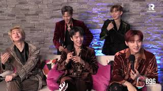 Monsta X explains the meaning behind 'Middle of the Night'