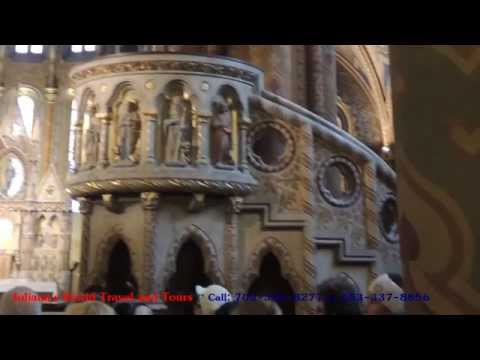 JULIANA'S WORLD TRAVEL AND TOURS: AMA Certo-St Matthias Church in Budapest
