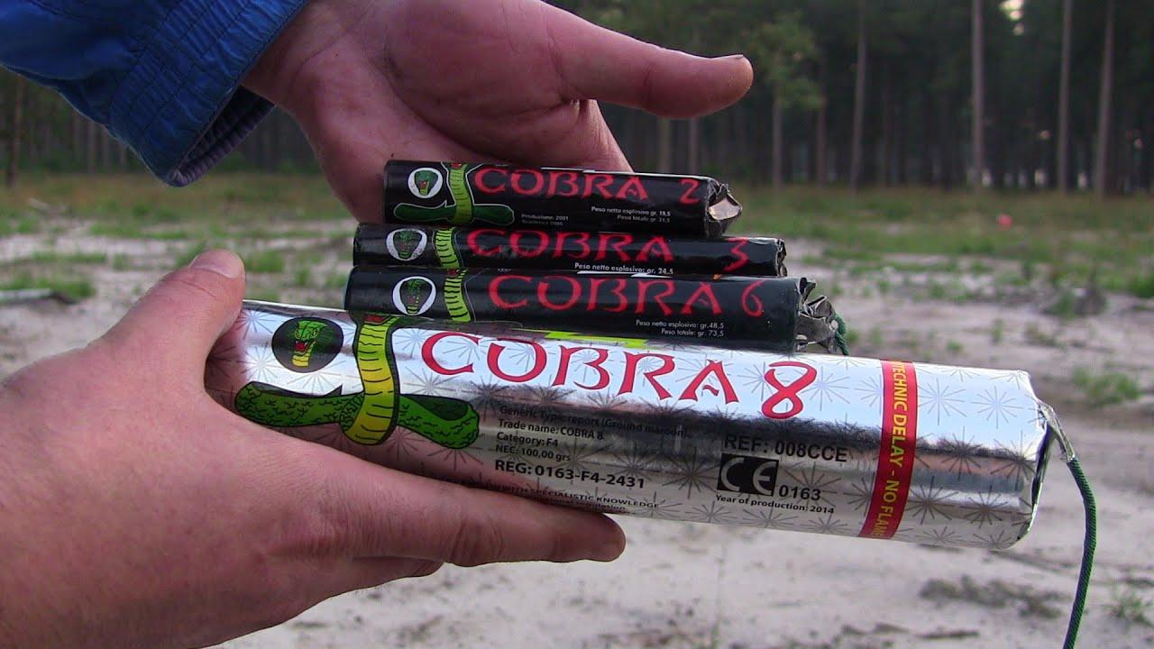 cobra 8