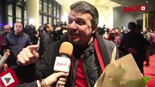 اتفرج| أحمد سلامة: أتابع ردود الناس على صورتي مع بناتي ومبسوط بيها