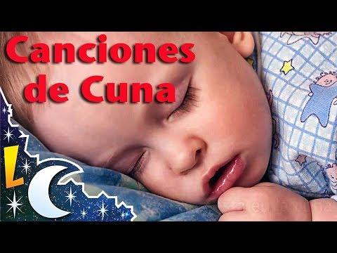 Cancion de Cuna para Dormir Bebes   8 Temas Larga Duracion   Dormir e Relaxar  Nanas #